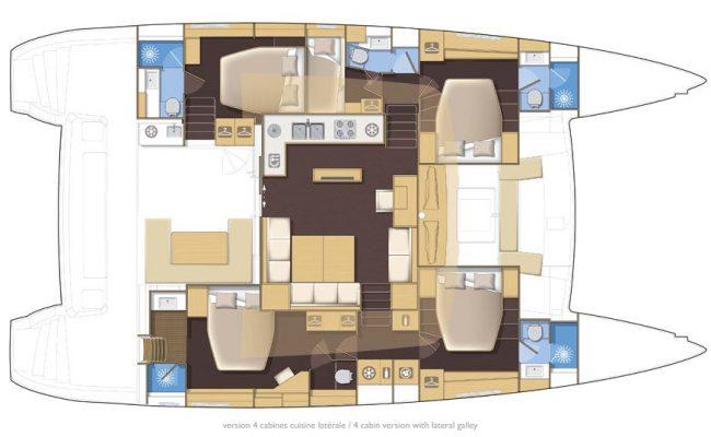 catamaran_azulia_layout
