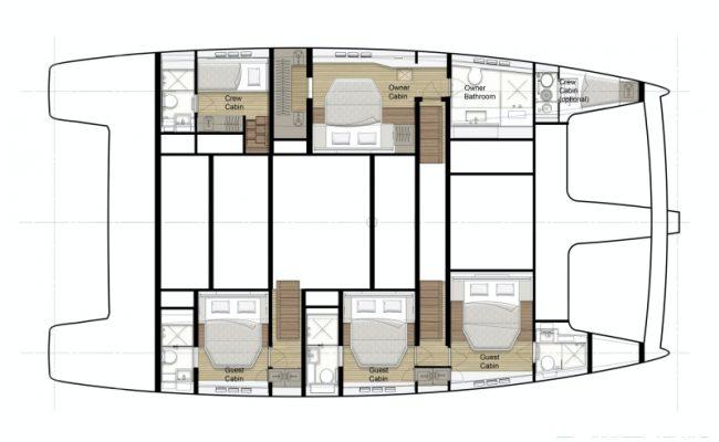 catamaran_gracious_stateroom_layout