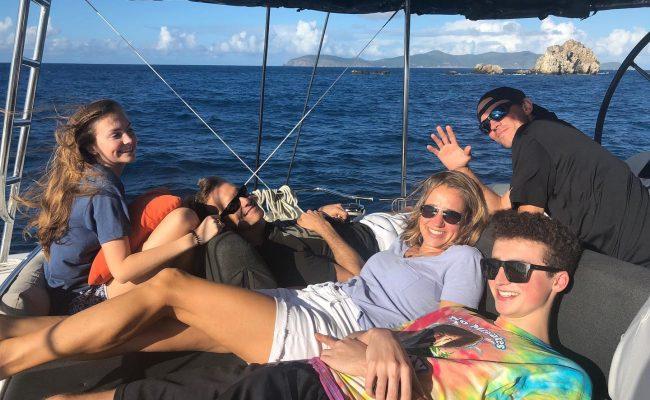 catamaran_lsland_hoppin_relax_flybridge