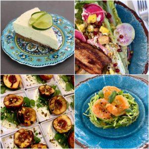 neverland-food-collage