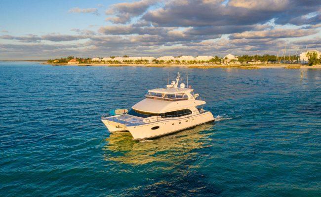 power_catamaran_indigo_underway