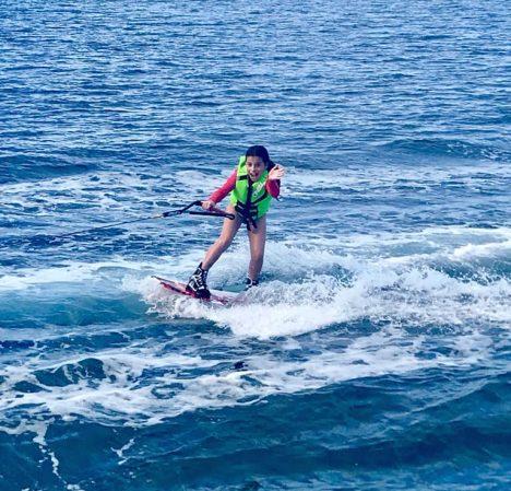 wake-board